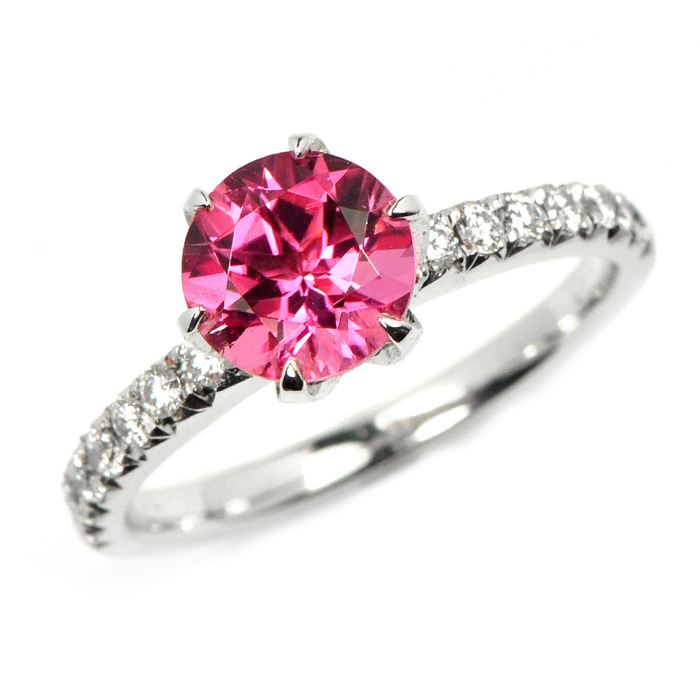 Odwyer-Lotus-Ring-Pink-Tourmaline